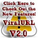 New Features in ViralURL V2.0